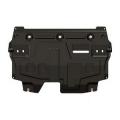 Защита {картера и КПП} SEAT Ibiza (2013 -) 1,2TSI DSG ; сталь 1,8 мм, Штамповка, 10,58кг., 1 лист